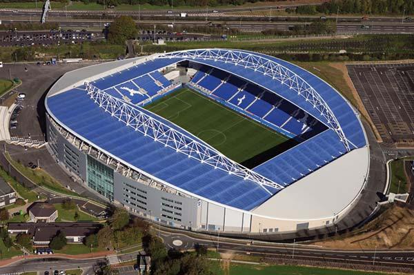 Amex Stadium Car Park C
